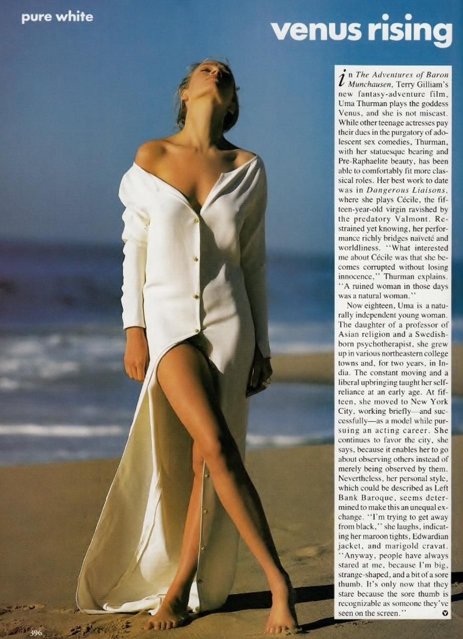 Vogue (US) April 1989 | Uma Thurman 05.jpg
