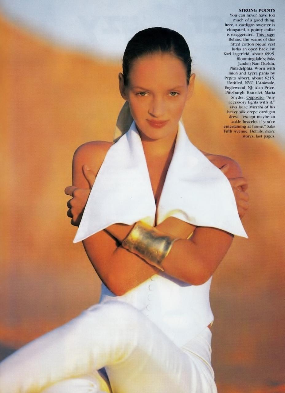 Vogue (US) April 1989 | Uma Thurman 06.jpg