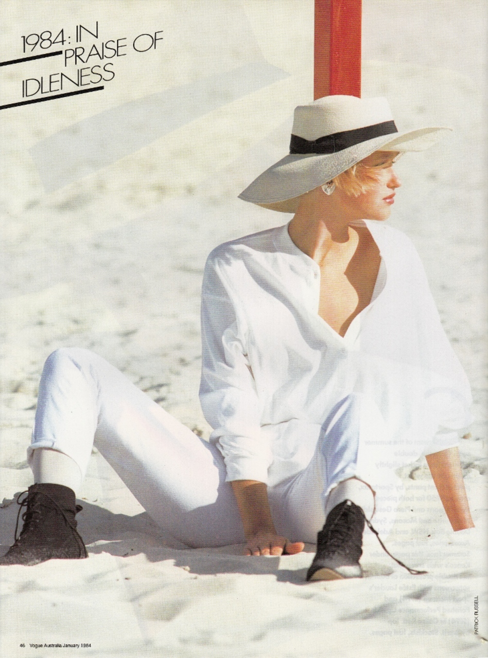 Vogue (Australia) January 1984 | Michelle Eabry 04.jpg