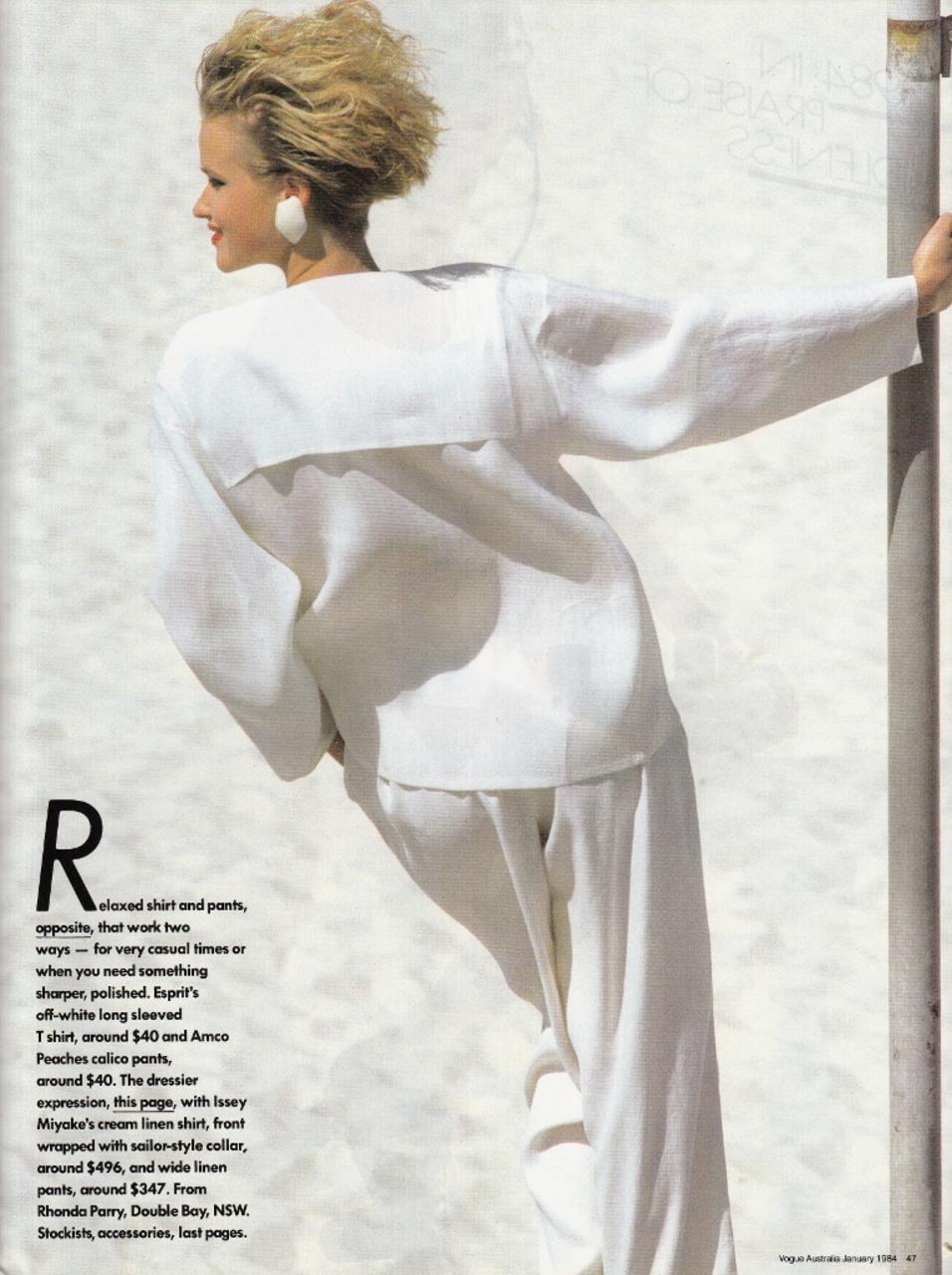 Vogue (Australia) January 1984 | Michelle Eabry 05.jpg