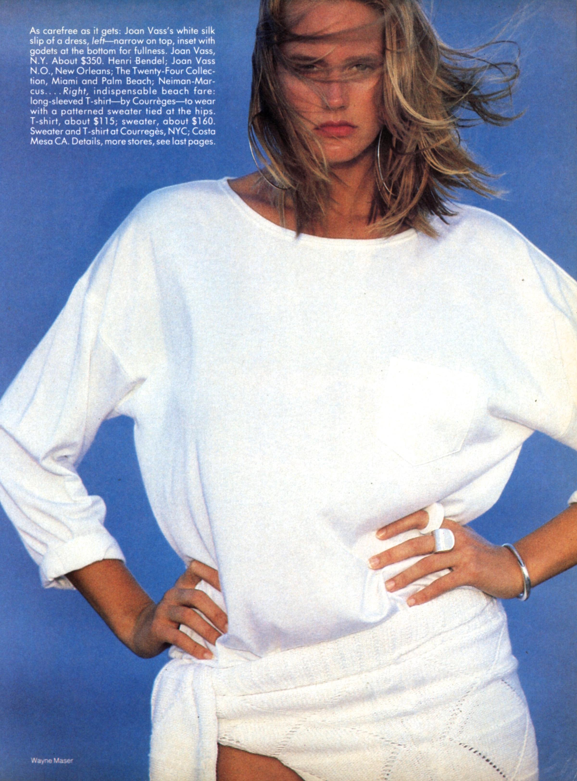 Vogue (US) May 1986 | Estelle Lefebure & Ashley Richardson 06.jpg