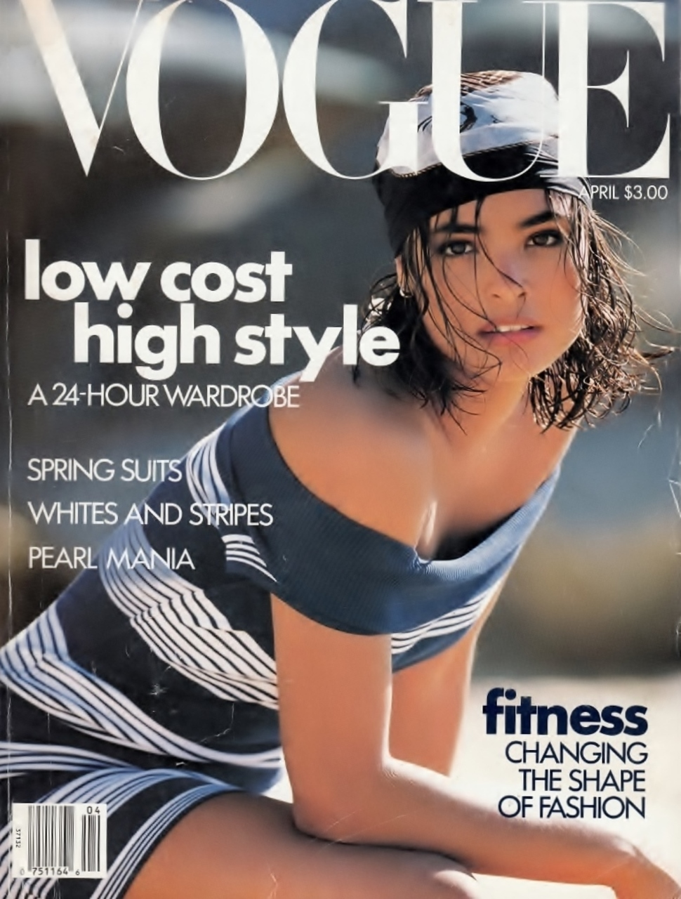 Vogue (US) April 1989