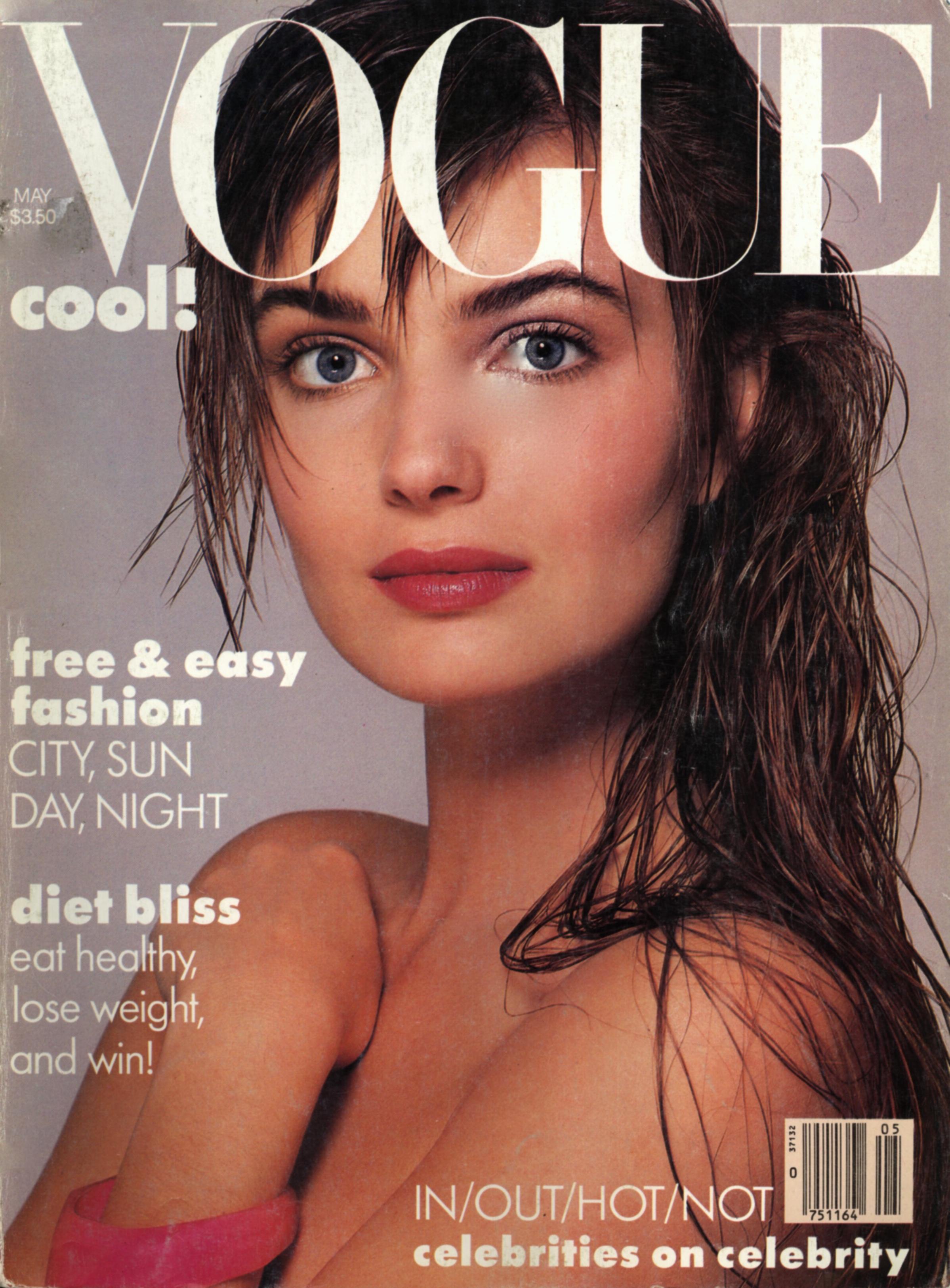 Vogue (US) May 1986