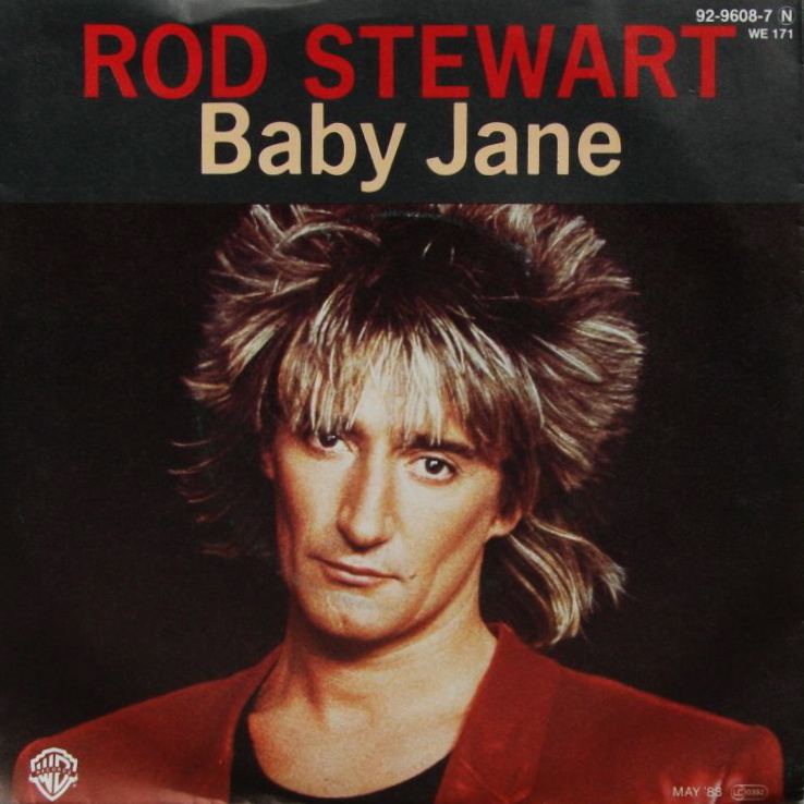 Portfolio Soundtrack | Rod Stewart 'Baby Jane'