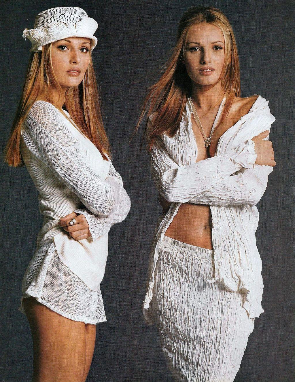 Elle (US) July 1993 | Daniela Pestova 03.jpg