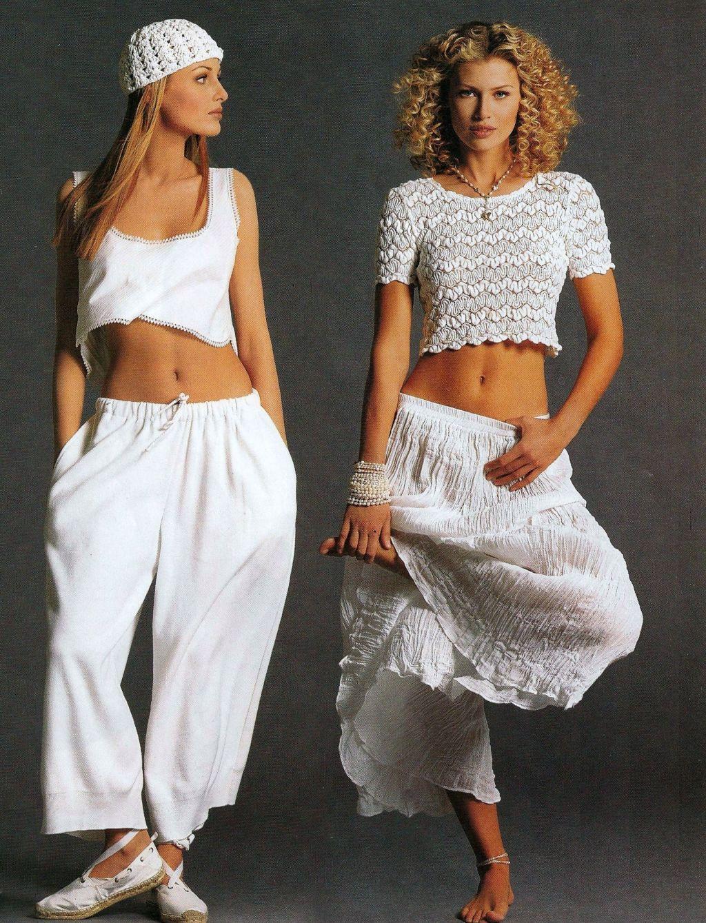 Elle (US) July 1993 | Daniela Pestova 05.jpg