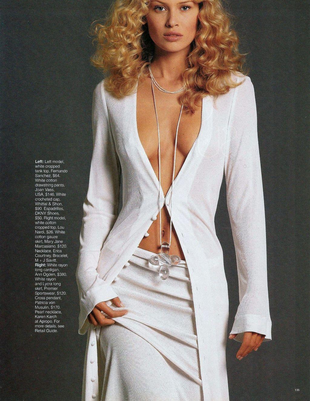 Elle (US) July 1993 | Daniela Pestova 06.jpg