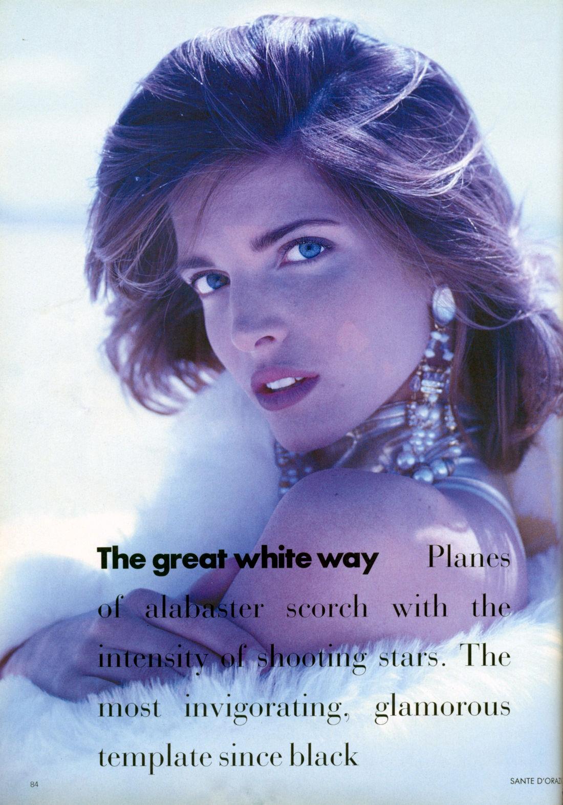 Vogue (UK) July 1990 | Stephanie Seymour 01.jpg
