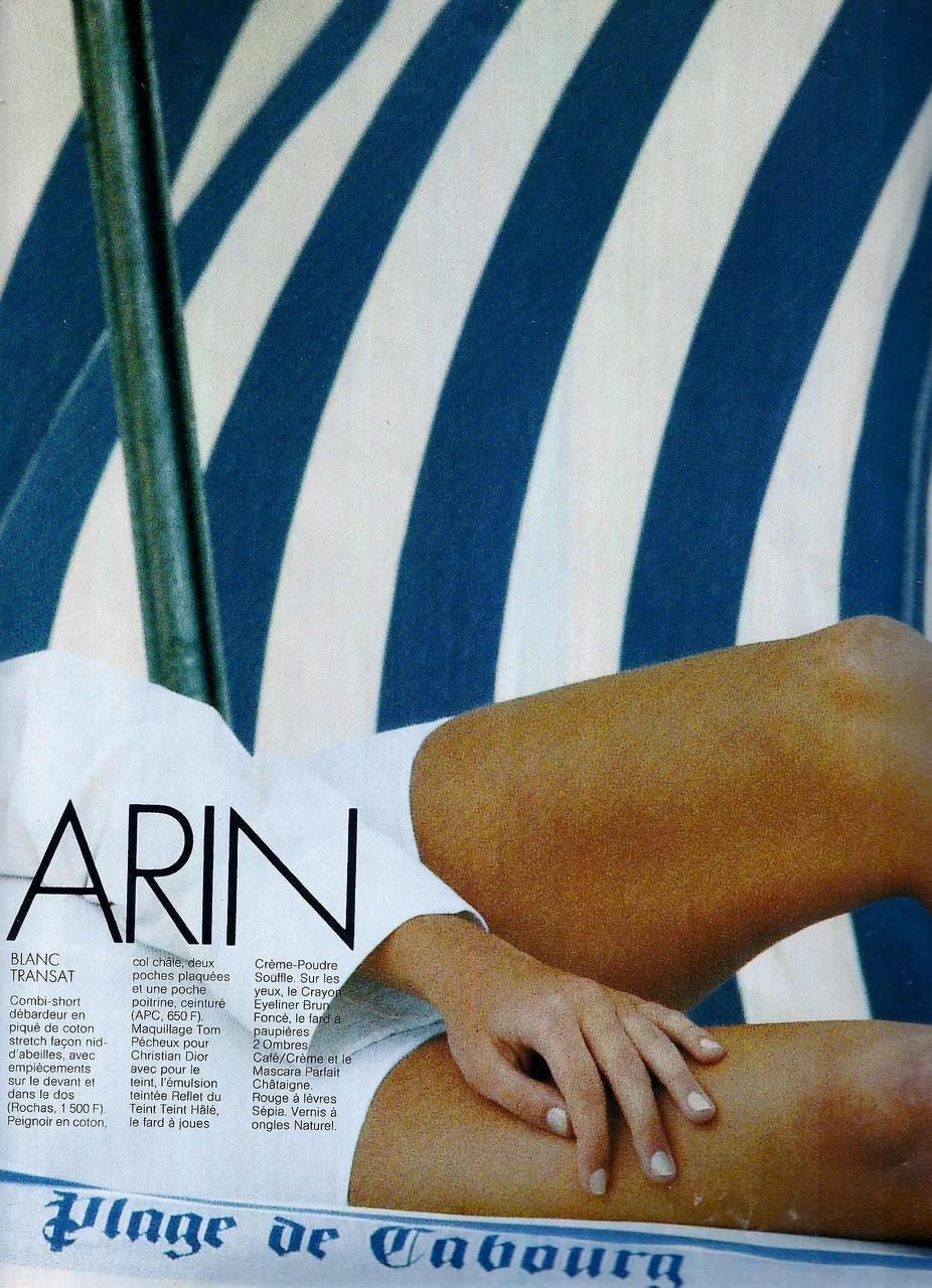 Elle (France) July 1992 | Frankie Rayder 02.jpg