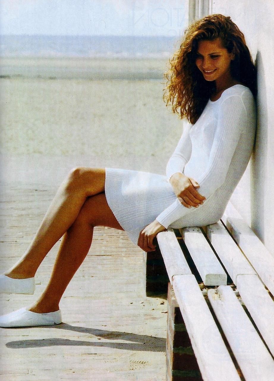 Elle (France) July 1992 | Frankie Rayder 06.jpg