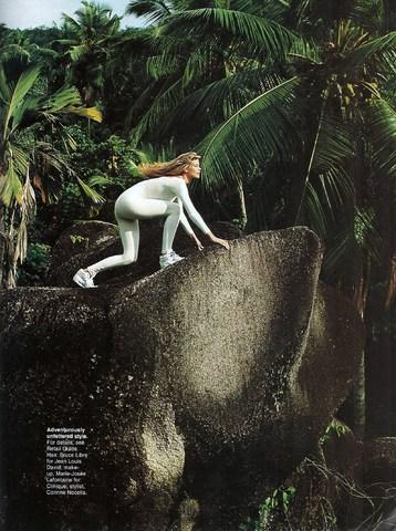 Elle (US) April 1992 | Claudia Schiffer 01.jpg