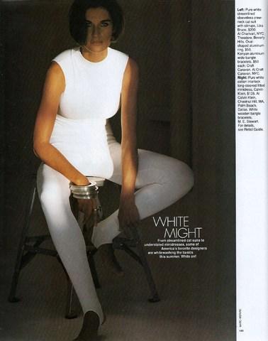 Elle (US) June 1990 | Vanessa Duve 03.jpg
