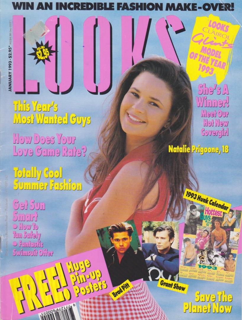 Looks Magazine (Australia) January 1993