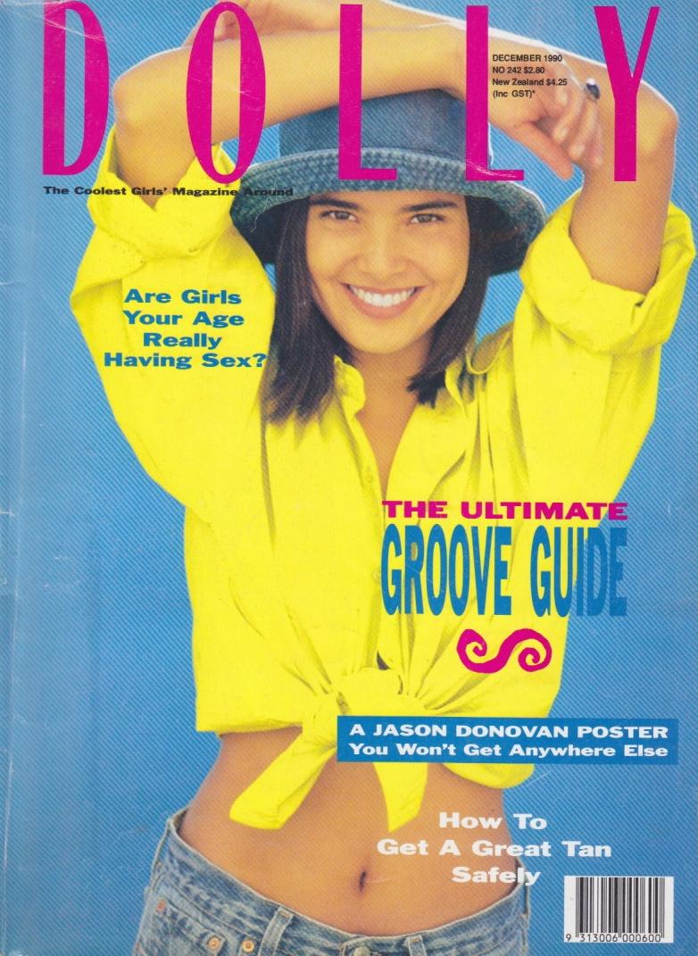 Dolly Magazine (Australia) December 1990 | Madison