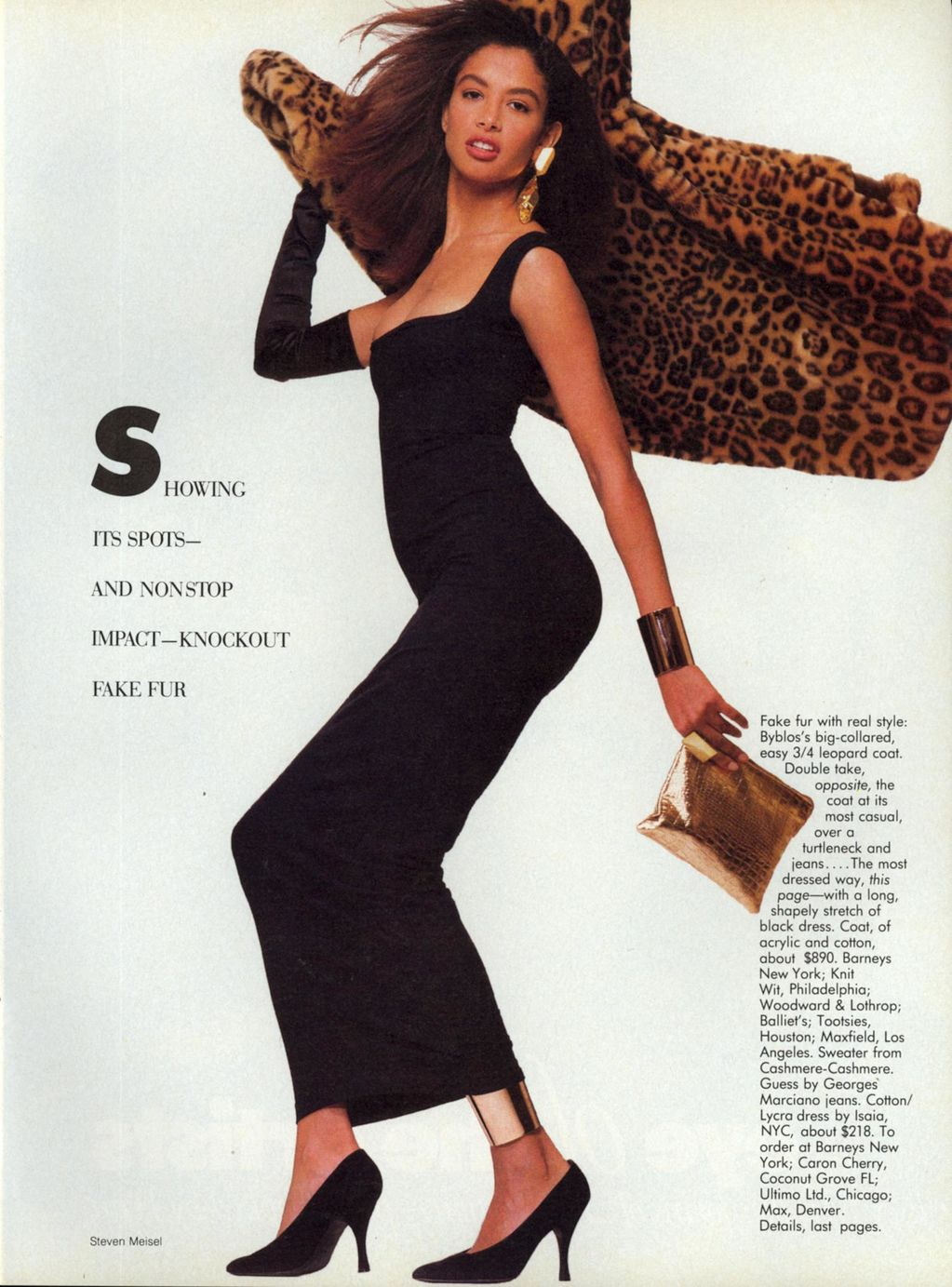 Vogue (US) October 1988 | Covering All Bases 10.jpg