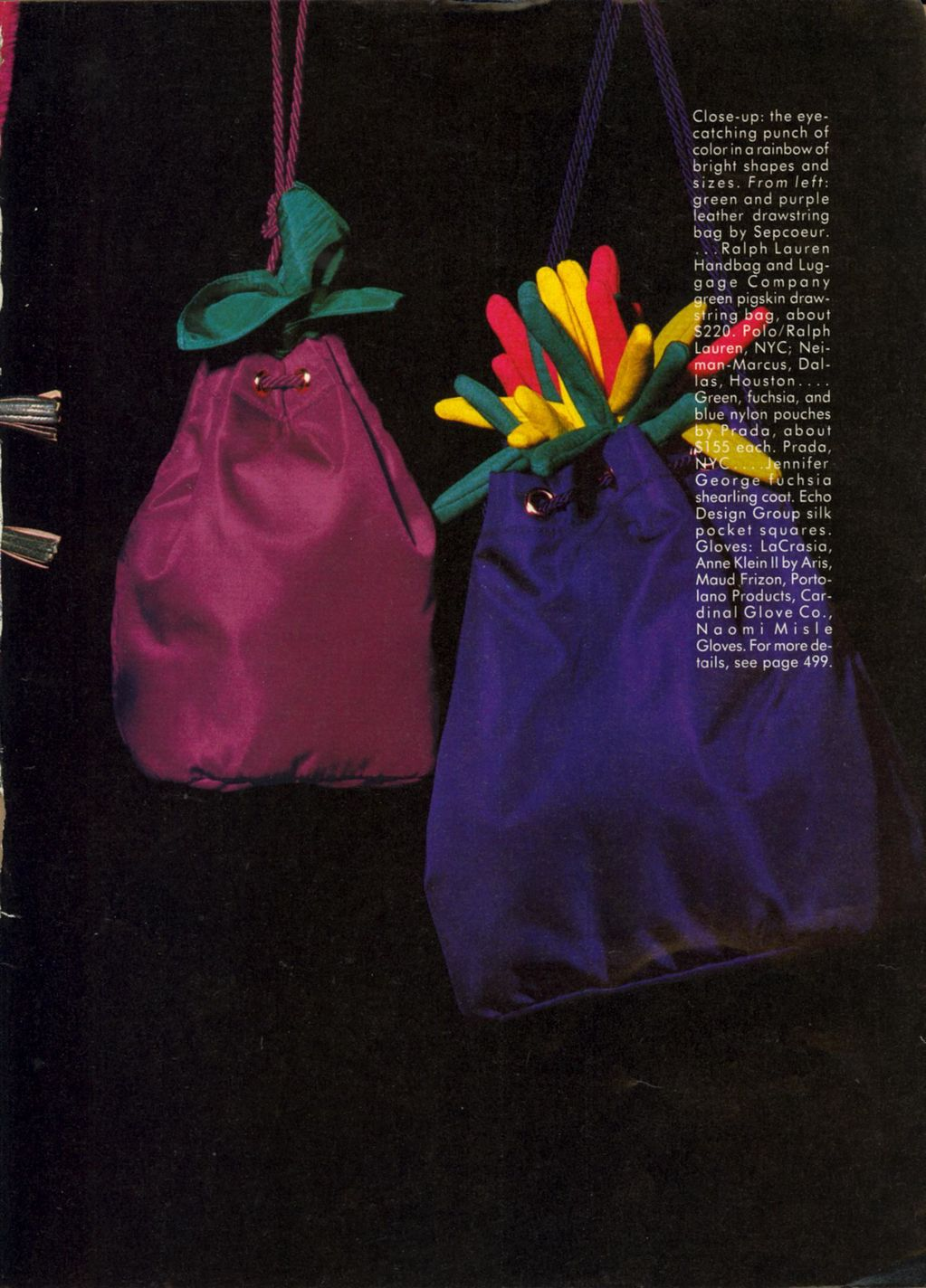 Vogue (US) October 1988 | Hit Of Colour 03.jpg