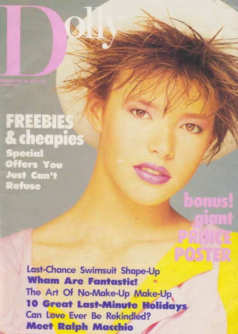 Dolly Magazine (Australia) November 1984 | Annette