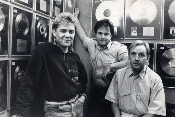Stock Aitken Waterman | Sales Records