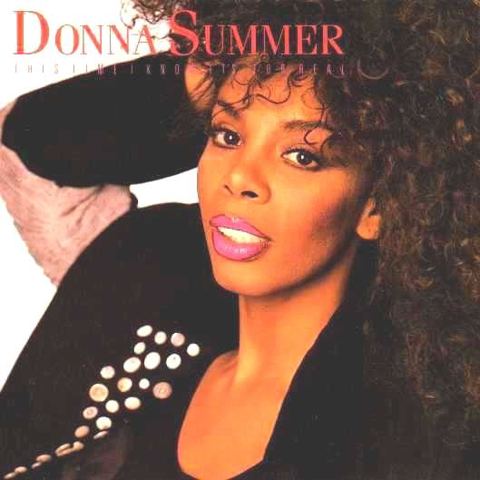 Donna Summer | This Time I Know It's For Real
