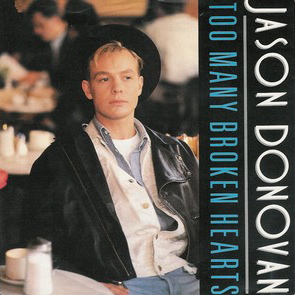 Jason Donovan | Too Many Broken Hearts