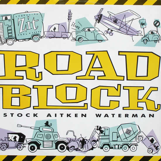 Stock Aitken Waterman | Road Block