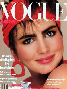 Vogue (US) June 1985 | Alexa Singer