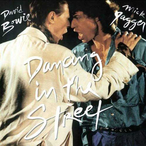 David Bowie & Mick Jagger   Dancing In The Street