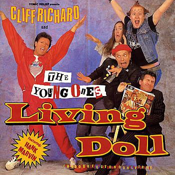Cliff Richard & The Young Ones   Living Doll
