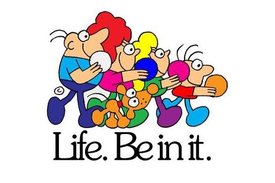 Life Be In It Ad
