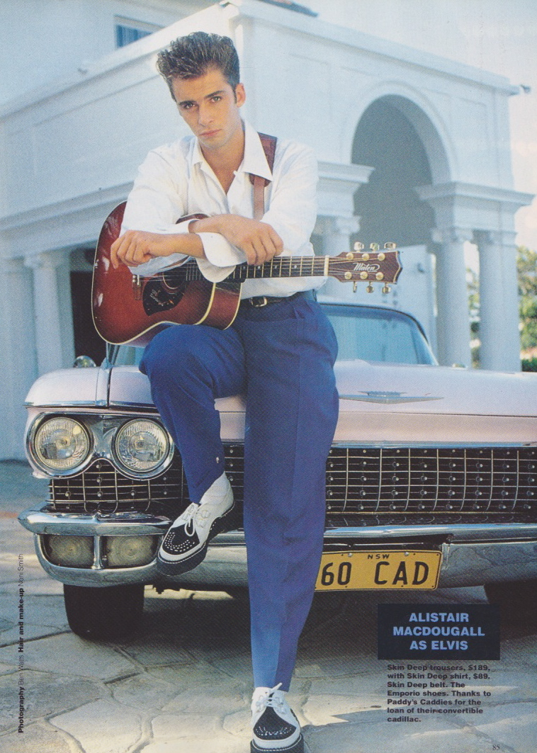 Dolly Magazine (Australia) June 1992 | Copycats 02.jpeg