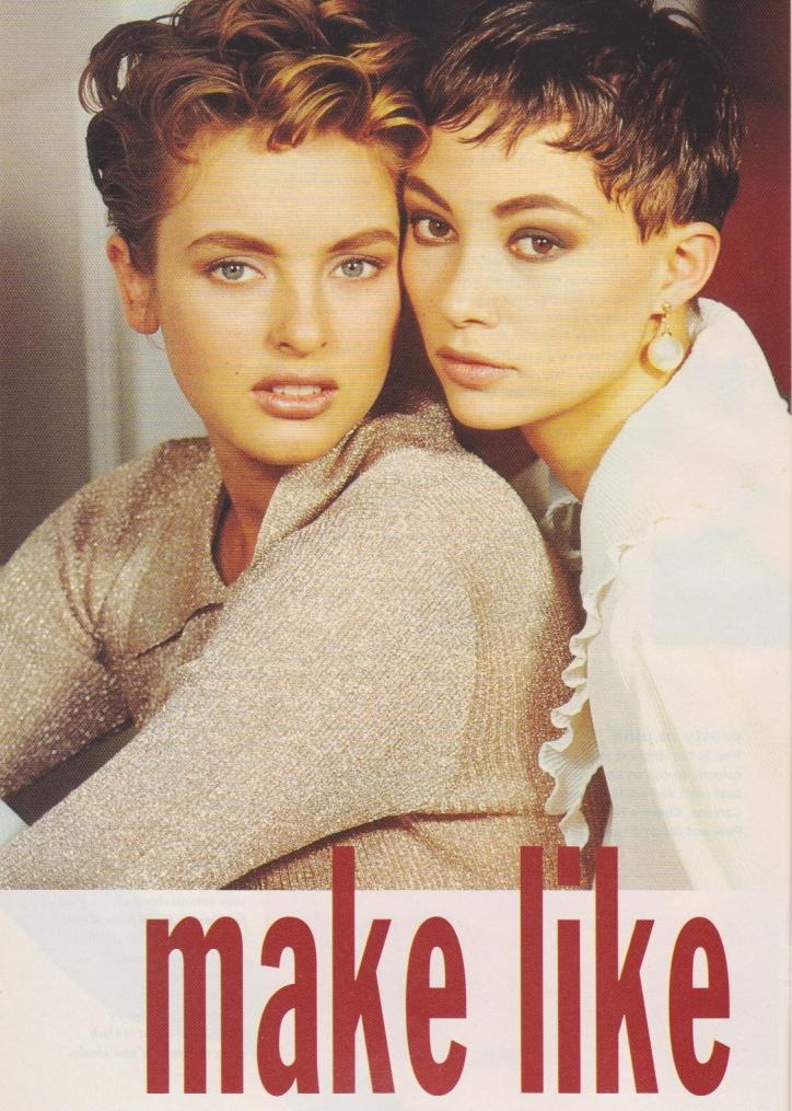 Dolly Magazine (Australia) September 1991 | Like A Model 01.jpeg