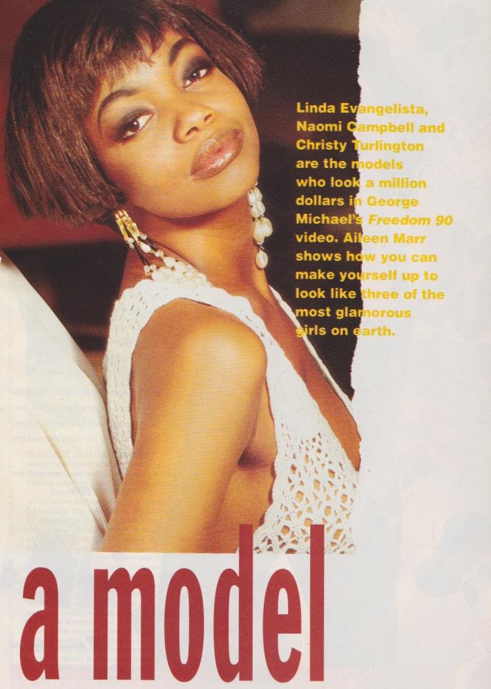 Dolly Magazine (Australia) September 1991 | Like A Model 02.jpeg