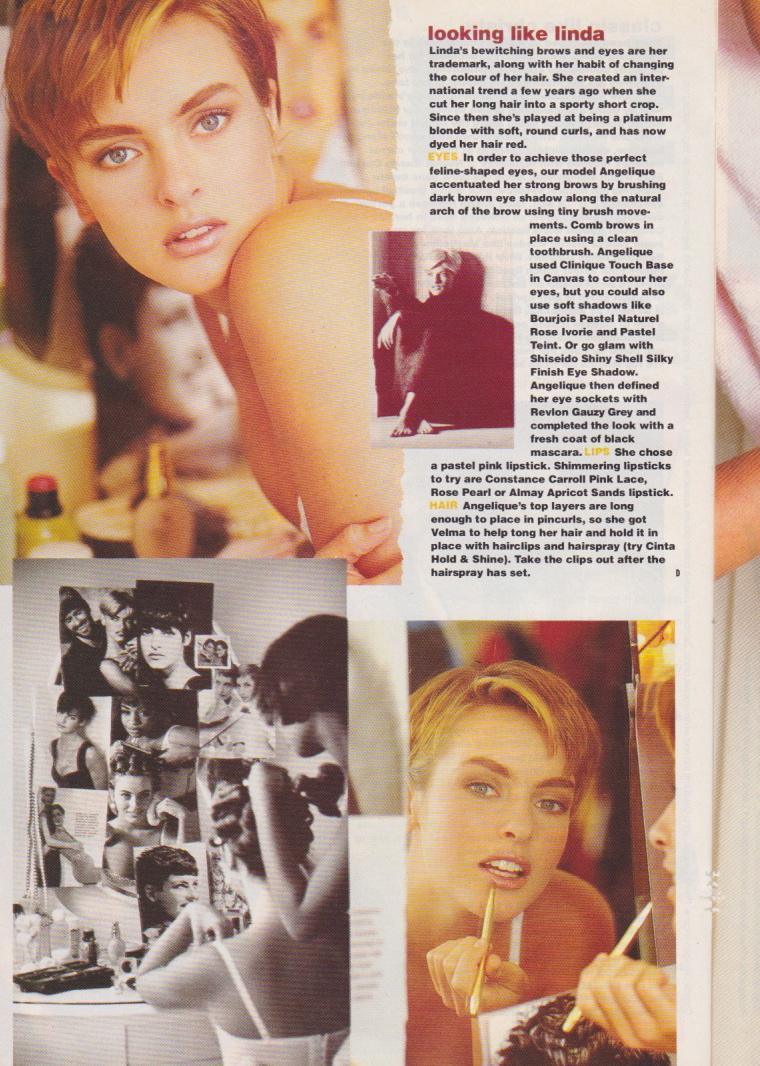 Dolly Magazine (Australia) September 1991 | Like A Model 04.jpeg
