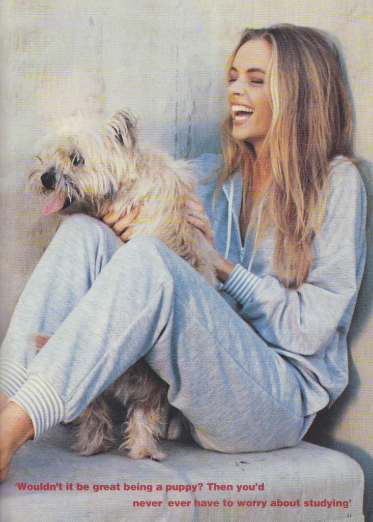 Dolly Magazine (Australia) August 1991 | Alison Brahe 06.jpeg