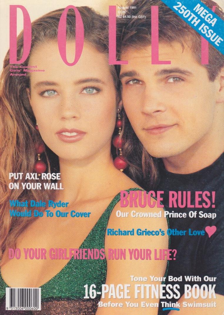 Dolly Magazine (Australia) August 1991