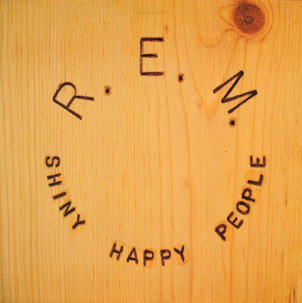 R.E.M. feat. Kate Pierson ' Shiny Happy People'