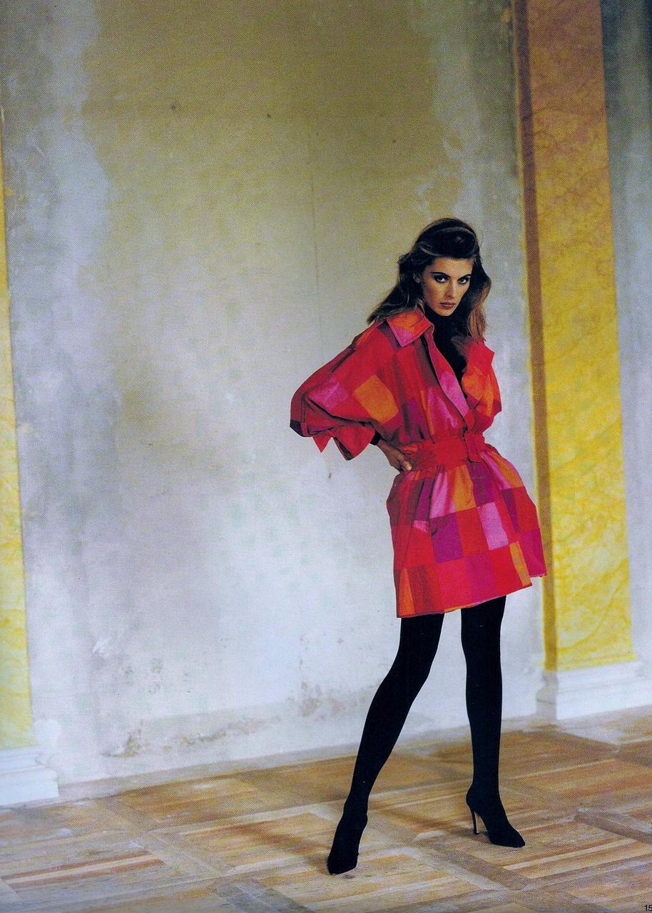 Elle (UK) October 1991 | Ludmilla 08.jpg