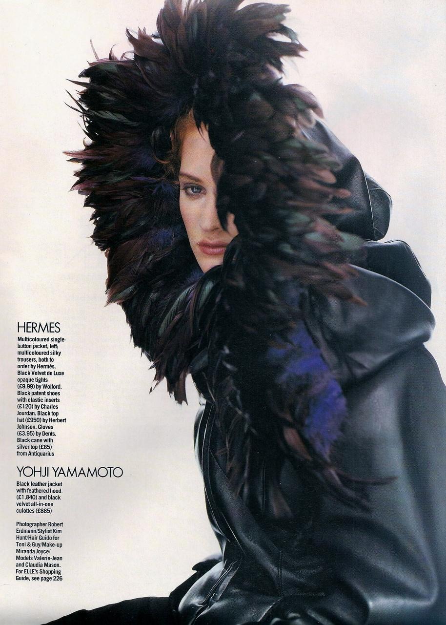 Vogue (UK) October 1991 | Claudia Mason & Valerie-Jean 10.jpg