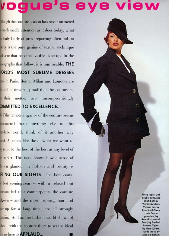Vogue (UK) October 1991 | Linda Evangelista 01.jpg