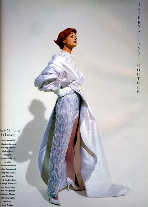 Vogue (UK) October 1991 | Linda Evangelista 12.jpg
