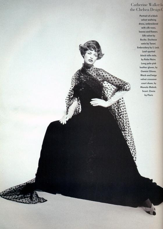 Vogue (UK) October 1991 | Linda Evangelista 13.jpg