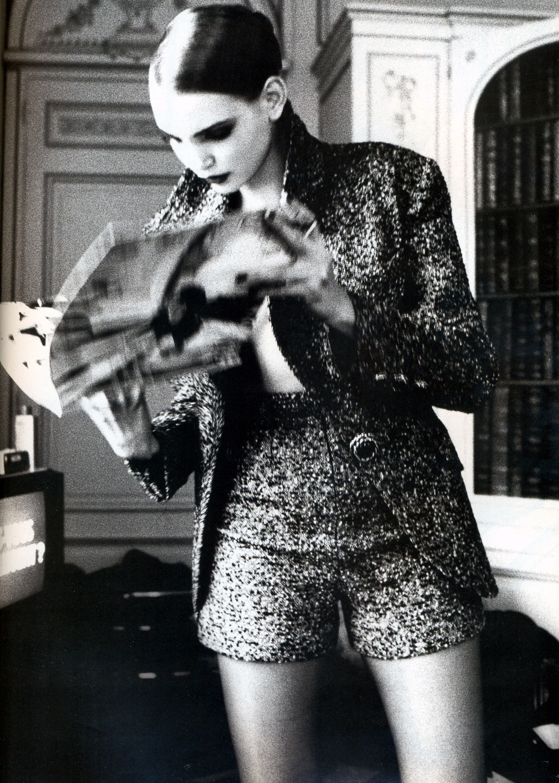 Vogue (UK) October 1991 | Nadja Auermann by Ellen Von Unwerth 02.jpg