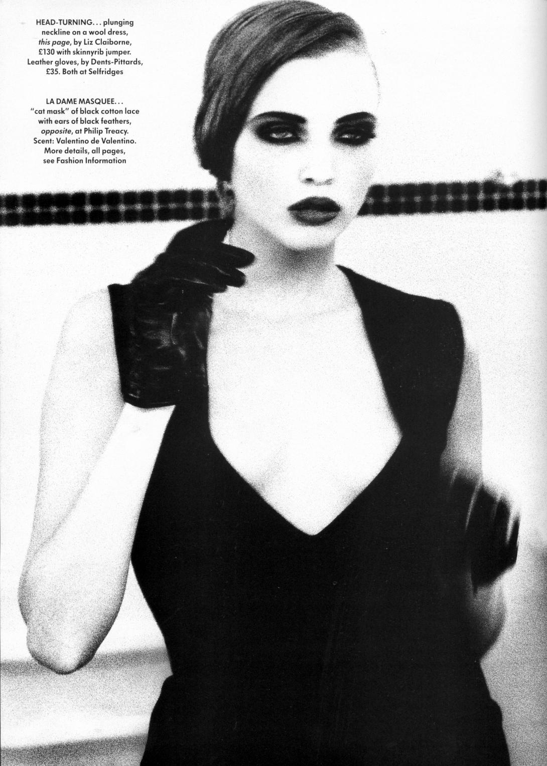 Vogue (UK) October 1991 | Nadja Auermann by Ellen Von Unwerth 06.jpg