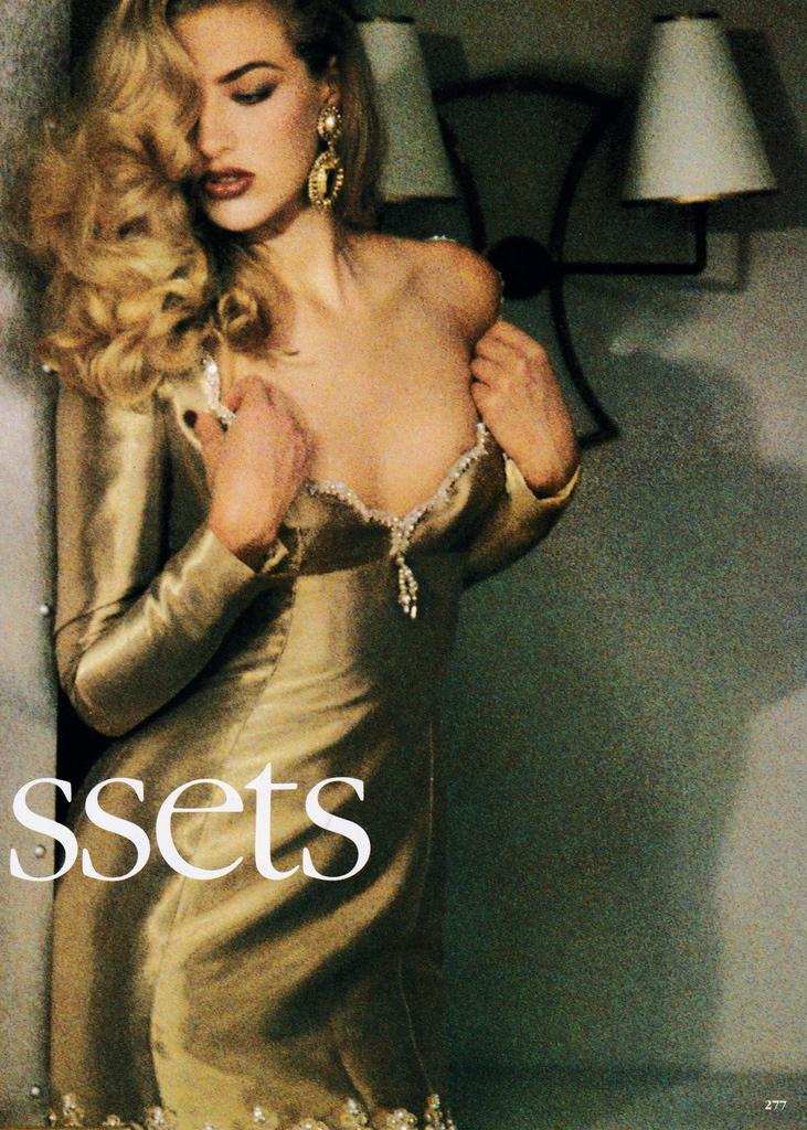 Vogue (US) October 1991 | Elaine Irwin 02.jpg