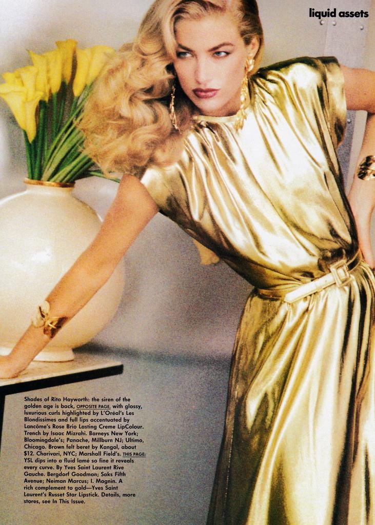 Vogue (US) October 1991 | Elaine Irwin 04.jpg