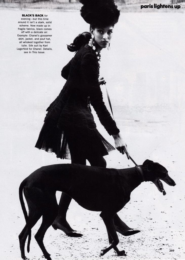 Vogue (US) October 1991 | Karen Mulder 08.jpg