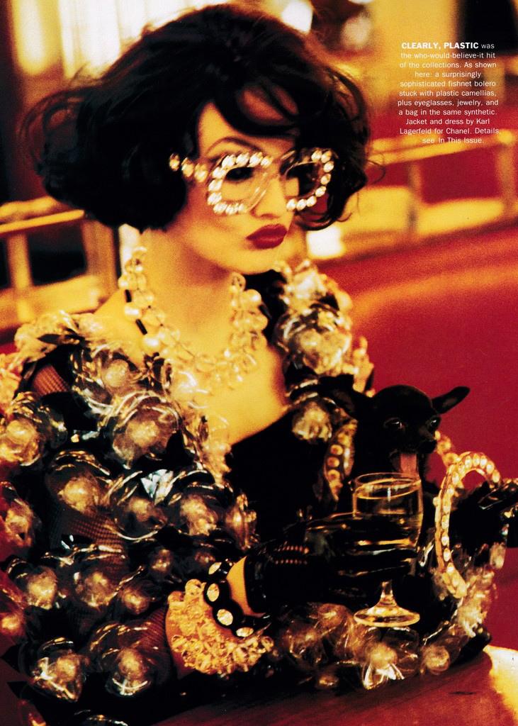 Vogue (US) October 1991 | Karen Mulder 10.jpg