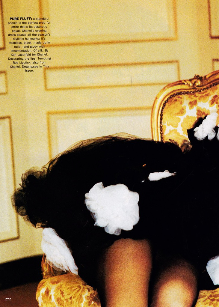 Vogue (US) October 1991 | Karen Mulder 11.jpg