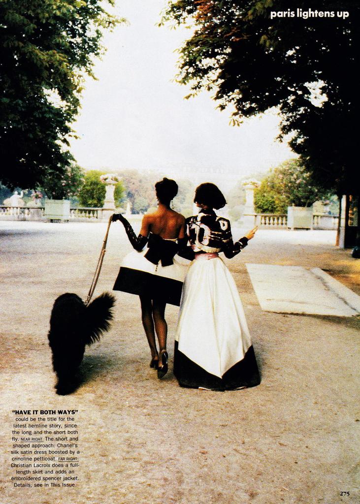 Vogue (US) October 1991 | Karen Mulder14 .jpg