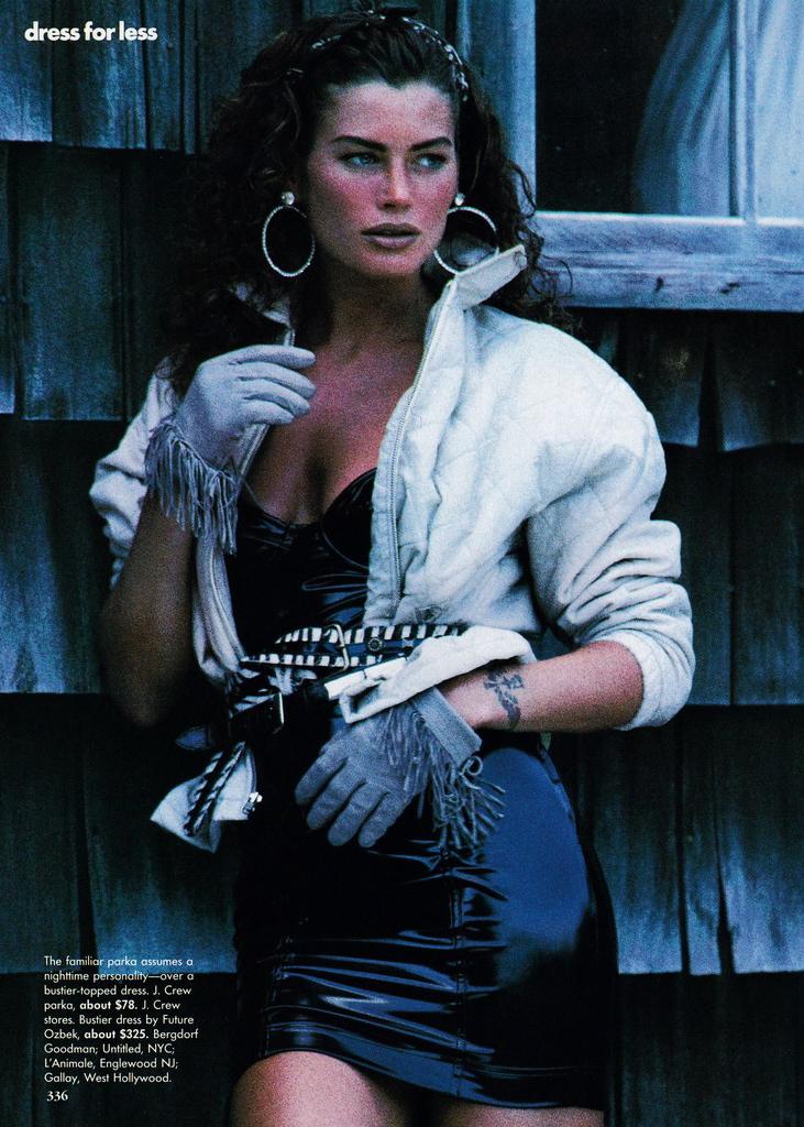 Vogue (US) October 1991 | Carre Otis 04.jpg